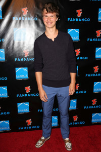 photo 3 in Ansel Elgort gallery [id715787] 2014-07-07