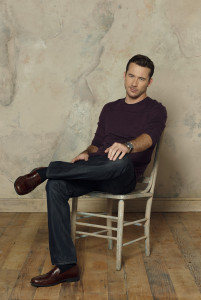 Barry Sloane  pic #781451