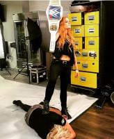 photo 5 in Becky Lynch gallery [id1094088] 2018-12-31
