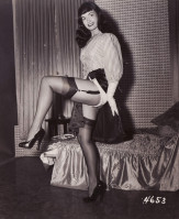 Bettie Page pic #257017