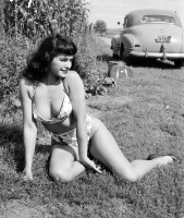 Bettie Page pic #257023