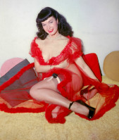 Bettie Page pic #374385