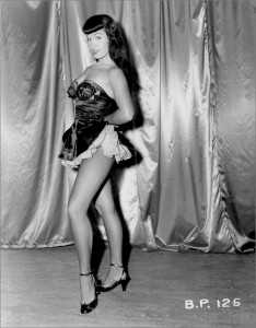 Bettie Page pic #374380