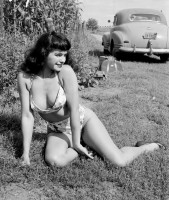 Bettie Page pic #370129