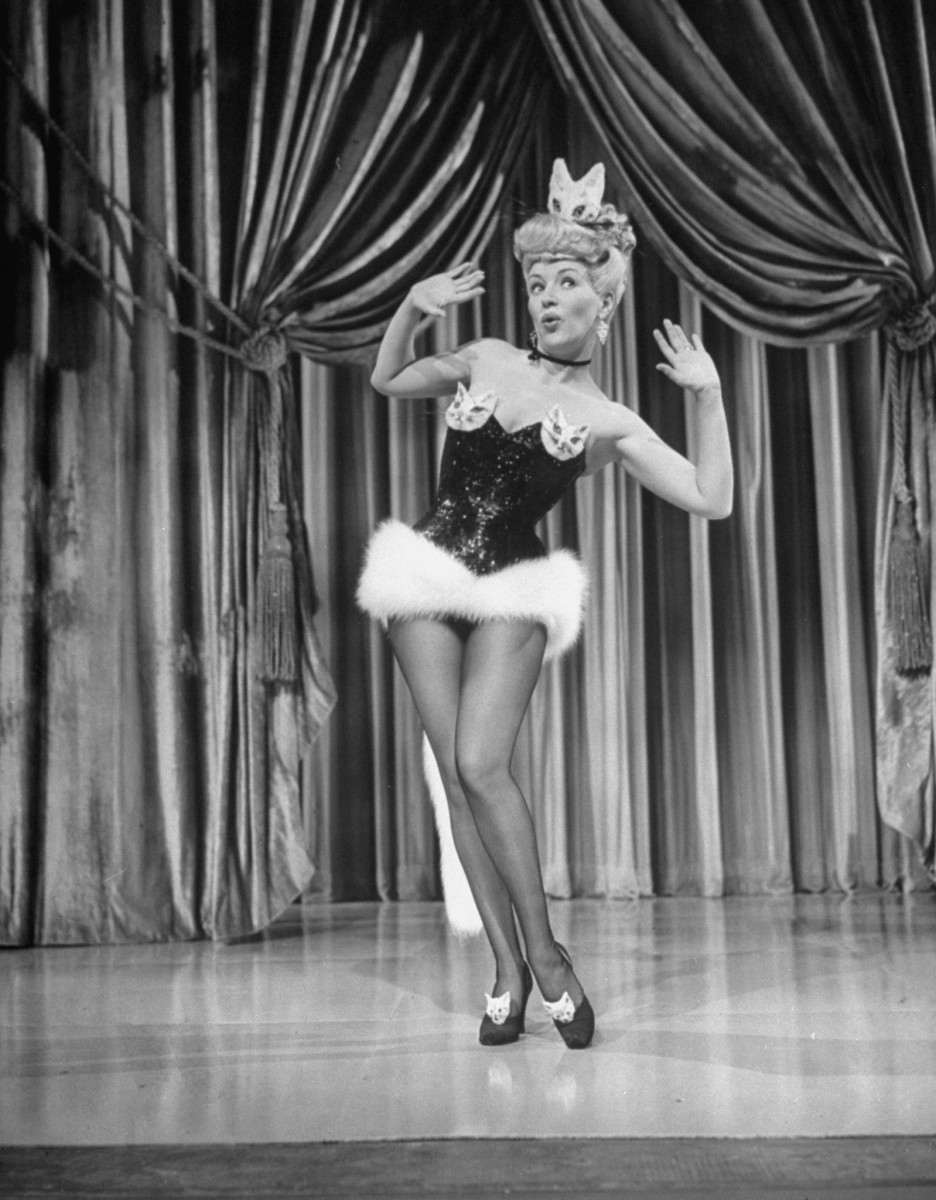 Betty Grable: pic #412422