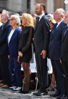 photo 29 in Brigitte Macron gallery [id1046404] 2018-06-24