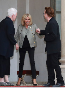 photo 3 in Brigitte Macron gallery [id954302] 2017-08-04