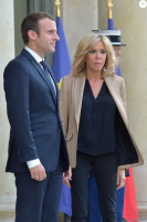 photo 22 in Brigitte Macron gallery [id1046428] 2018-06-24