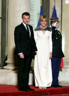photo 18 in Brigitte Macron gallery [id1046432] 2018-06-24