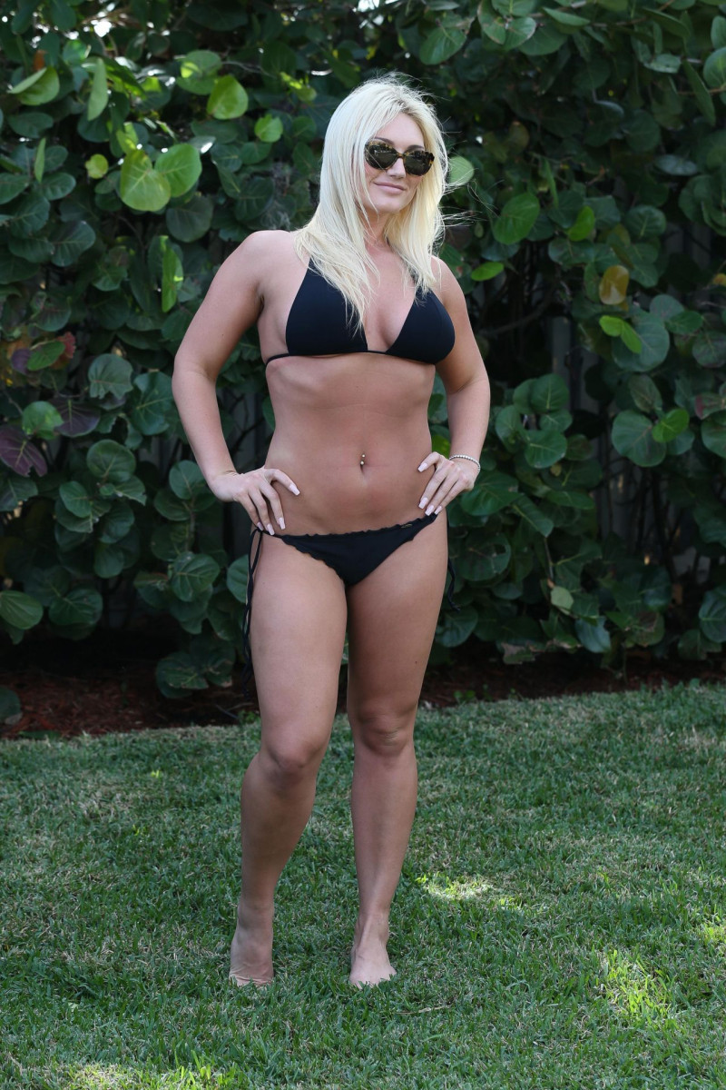 Brooke Hogan: pic #996750