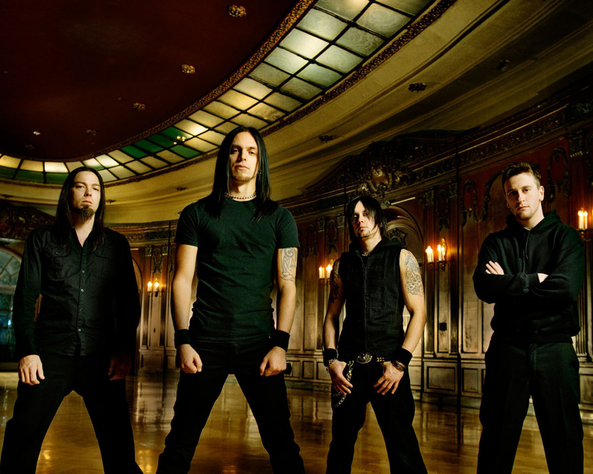 Bullet For My Valentine Photo 4 Of 16 Pics Wallpaper Photo