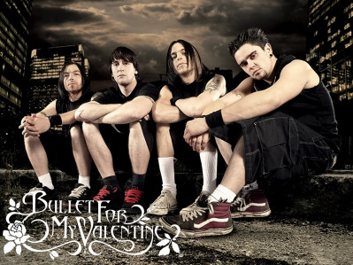 Bullet for my Valentine pic #255637
