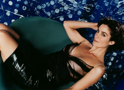 photo 3 in Carrie Anne Moss gallery [id468464] 2012-04-01