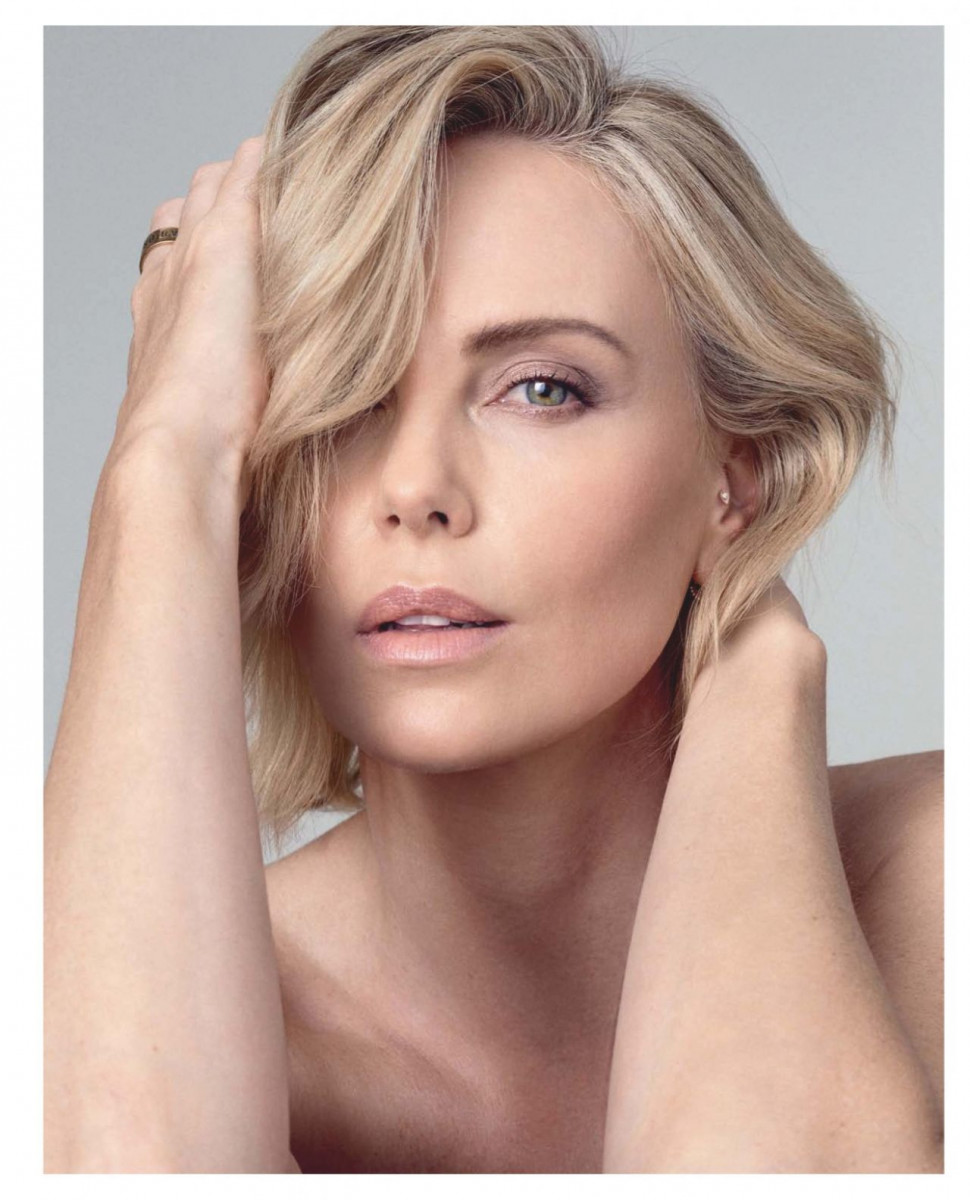 Charlize Theron Discusses Using Transgender Daughters