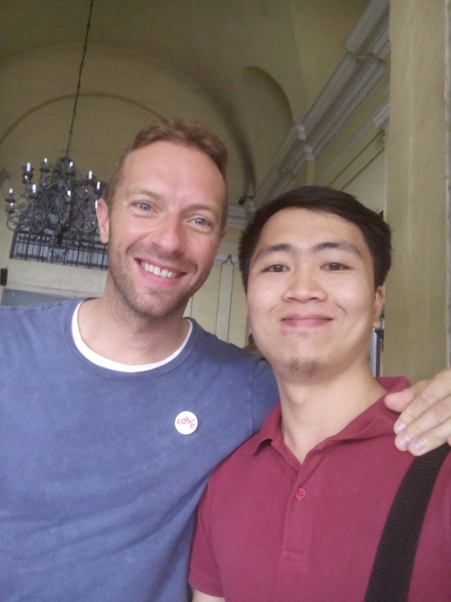 Chris Martin: pic #955804
