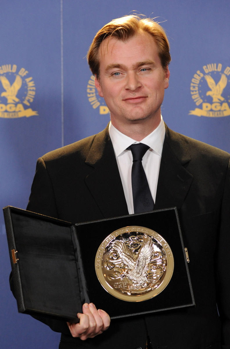 Christopher Nolan: pic #451483