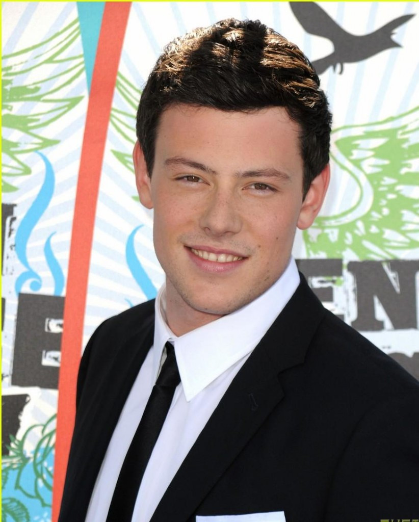 Cory Monteith: pic #298679