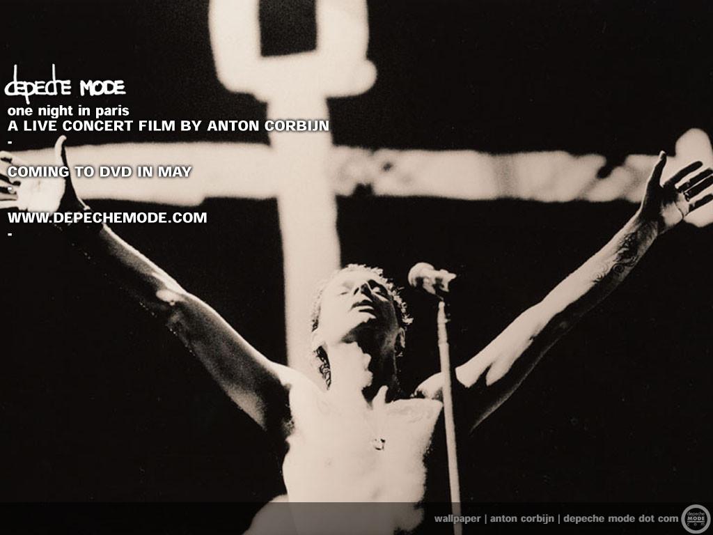 Depeche Mode One Night In Paris Dvd Download