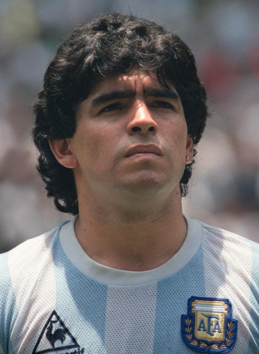Diego Maradona Photo 2 Of 4 Pics Wallpaper Photo 448600 Theplace2