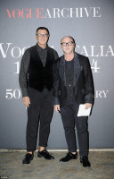 Domenico Dolce and Stefano Gabbana pic #733900