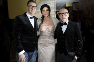 Domenico Dolce and Stefano Gabbana pic #499563