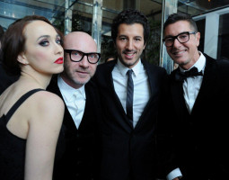 Domenico Dolce and Stefano Gabbana pic #499562