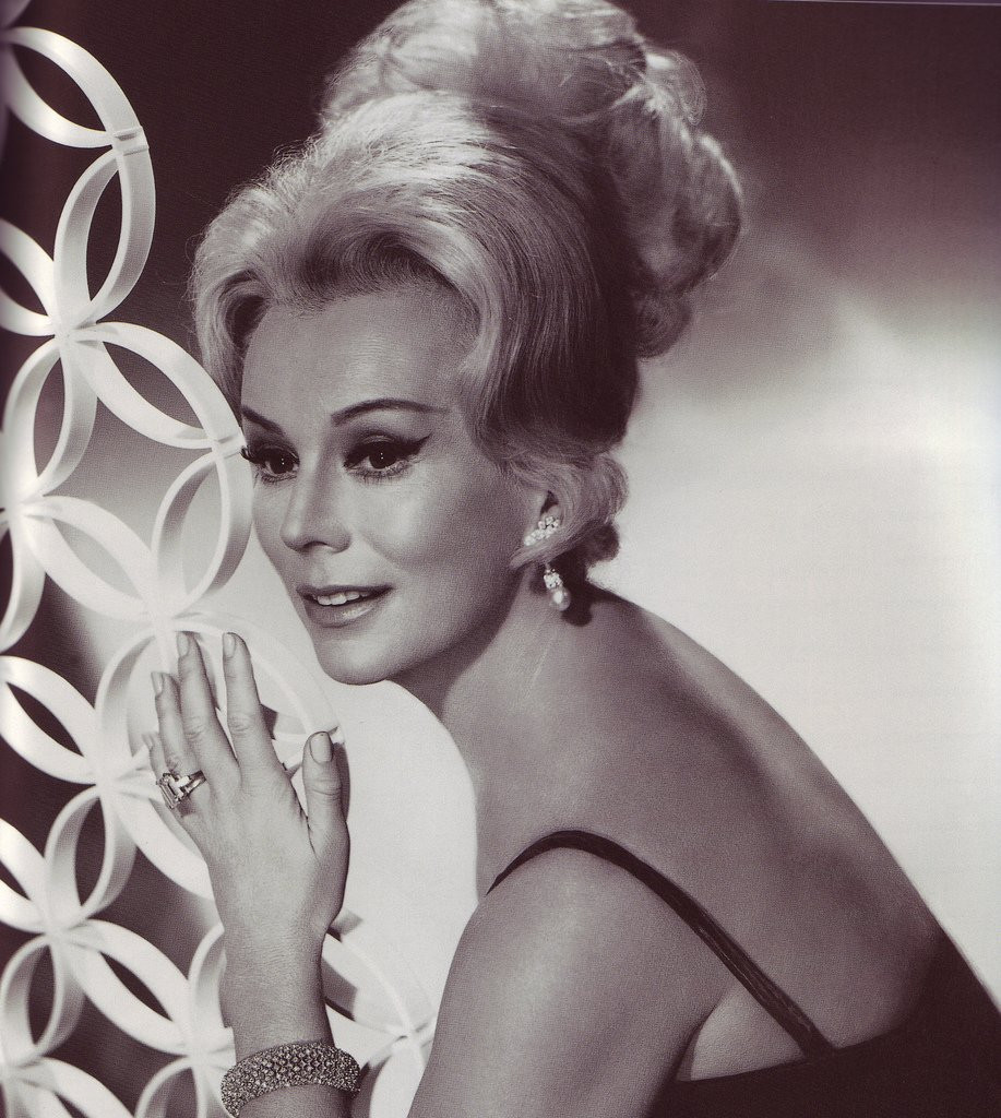Watch Eva Gabor video