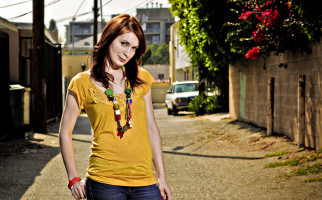photo 21 in Felicia Day gallery [id494491] 2012-06-01