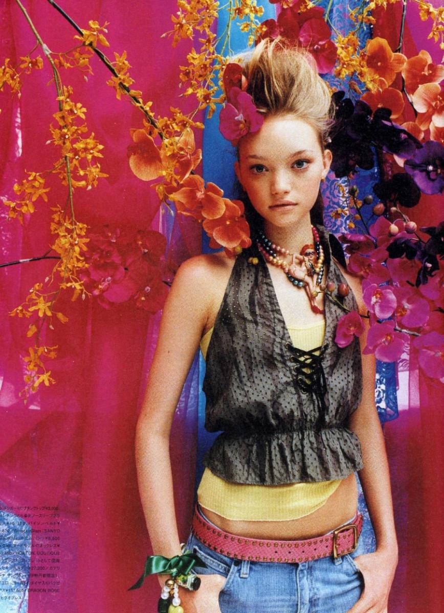 Gemma Ward photo 149 of 831 pics, wallpaper - photo #40017