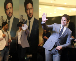 photo 14 in Gerard Butler gallery [id766353] 2015-03-26