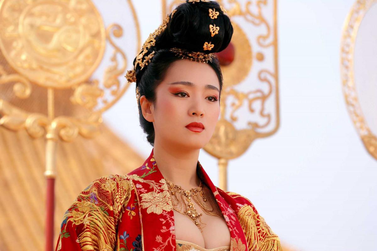 Sexy gong li 41 Hot