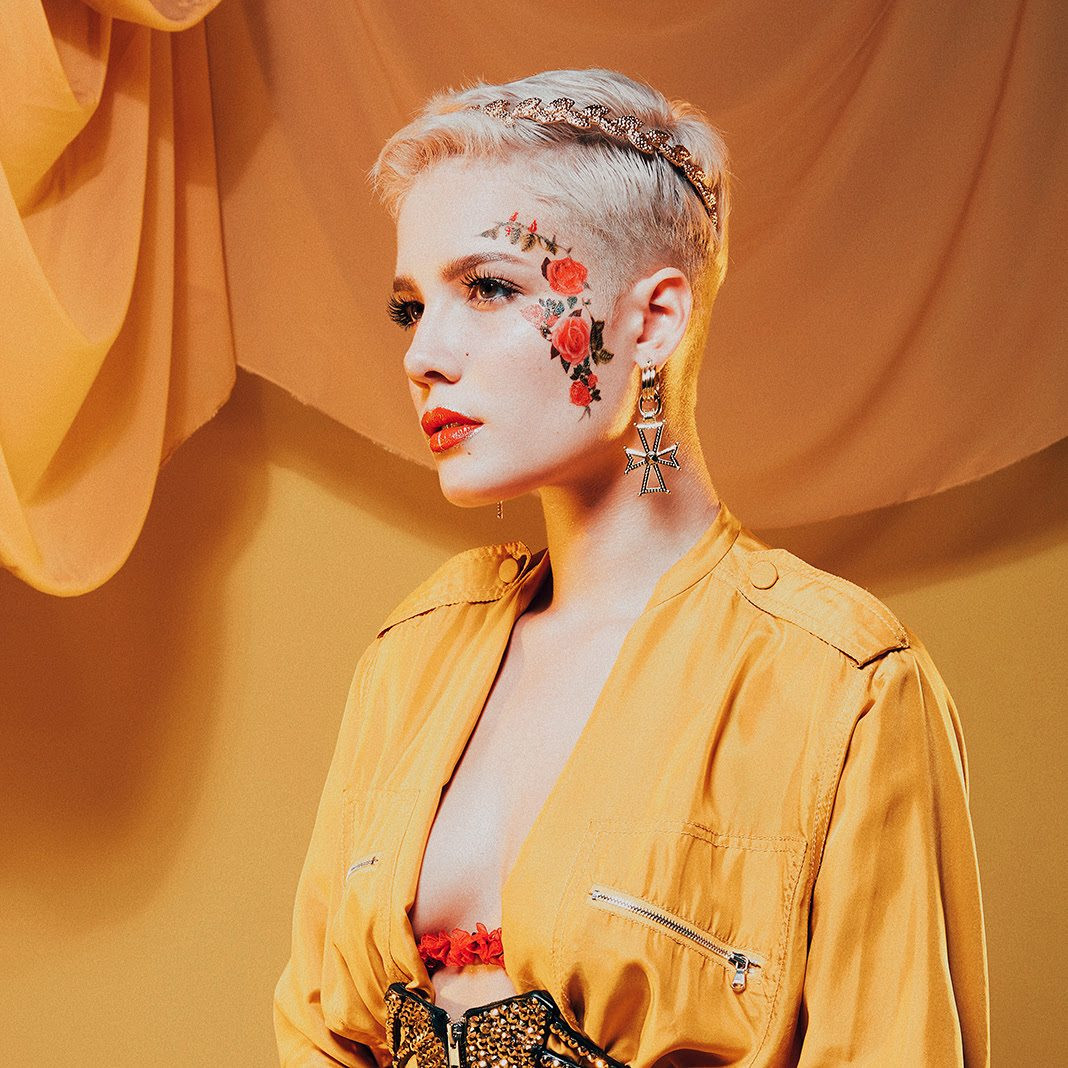 Download Lagu Without Mehalsey: Halsey Photo 244 Of 348 Pics, Wallpaper