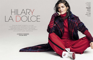 Hilary Rhoda pic #966374