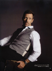 Hugh Laurie pic #301791