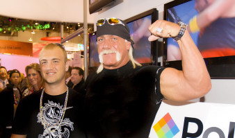 photo 4 in Hulk Hogan gallery [id148627] 2009-04-21