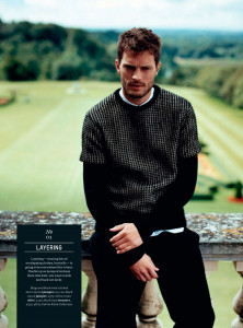 photo 4 in Jamie Dornan gallery [id688071] 2014-04-09