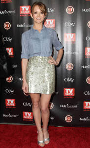 photo 5 in Jayma Mays gallery [id305642] 2010-11-17