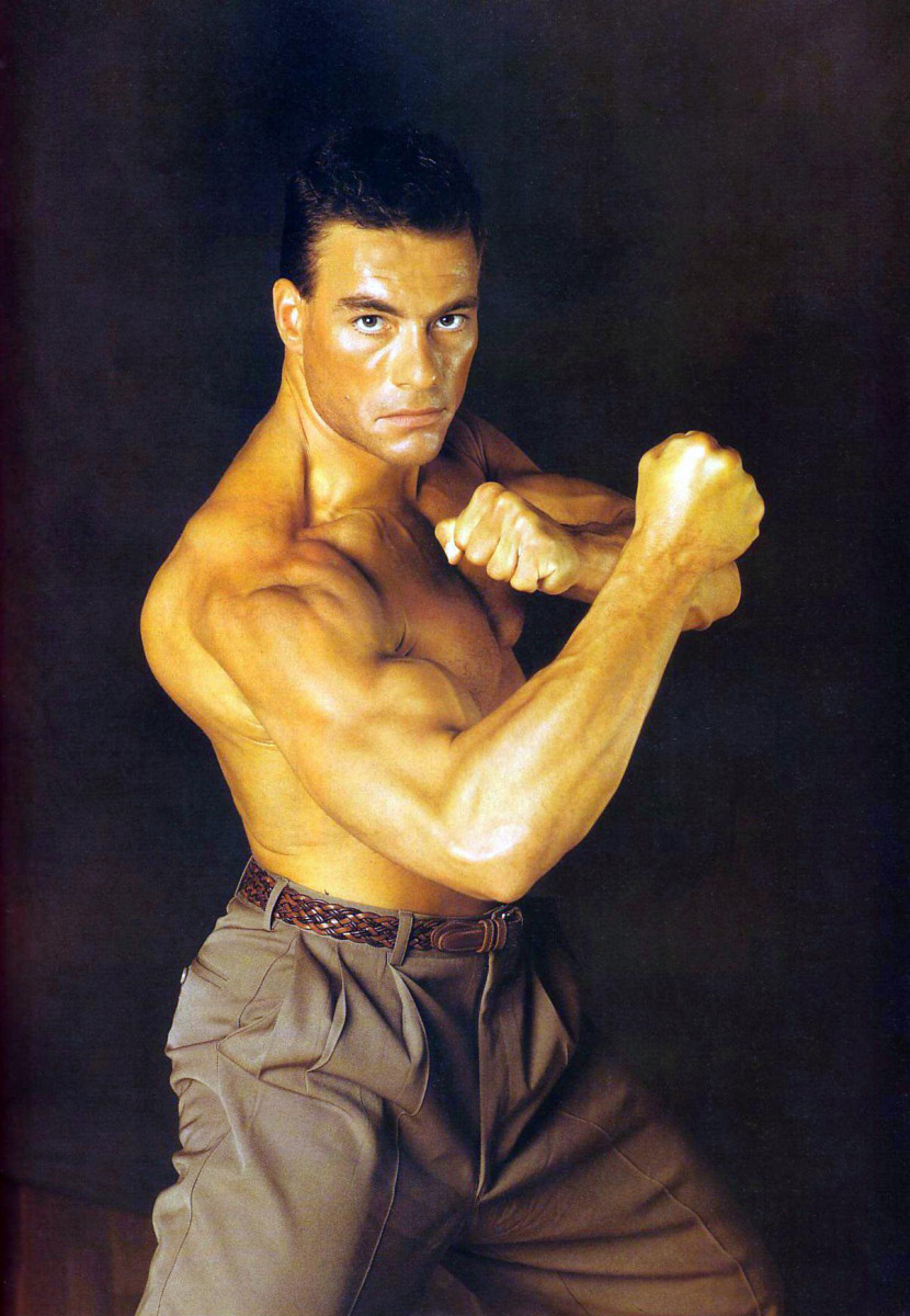 Jean Claude Van Damme Photo 6 Of 82 Pics Wallpaper Photo
