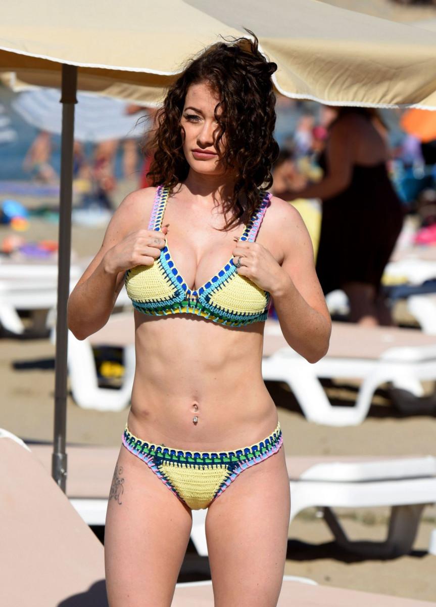Jess Impiazzi Nude Photos 44
