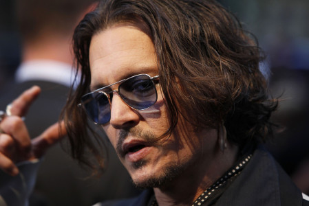 Johnny Depp pic #508211