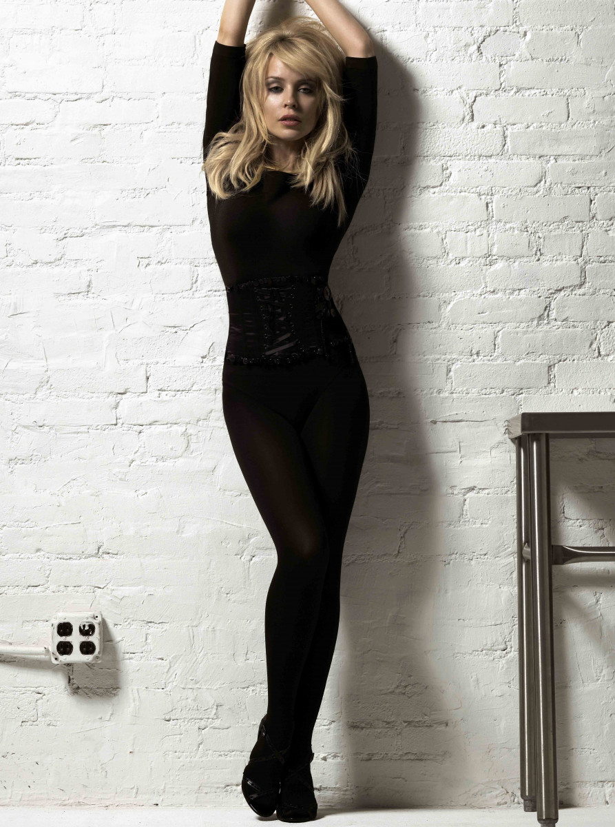 Kylie minogue pantyhose collection
