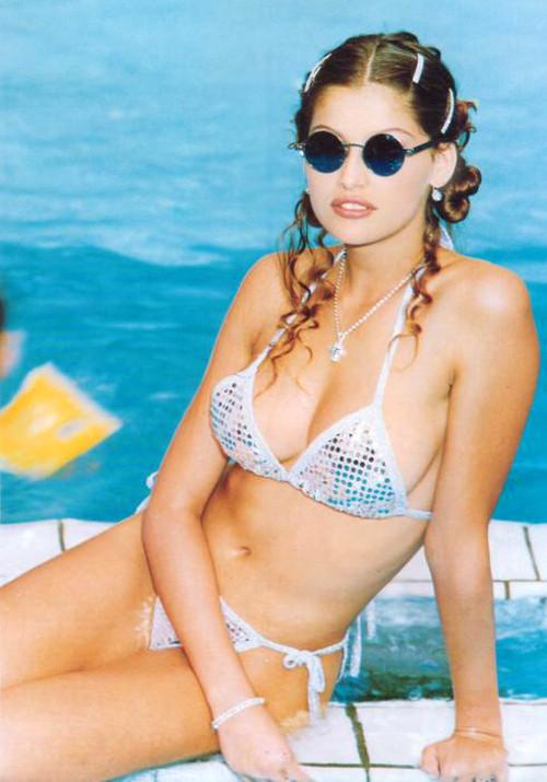 Bikini laetitia casta 61 Hottest