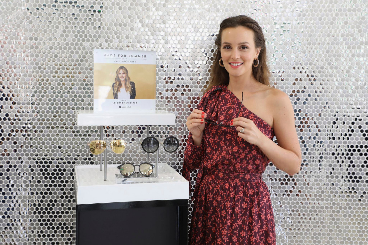 Leighton Meester: pic #970288