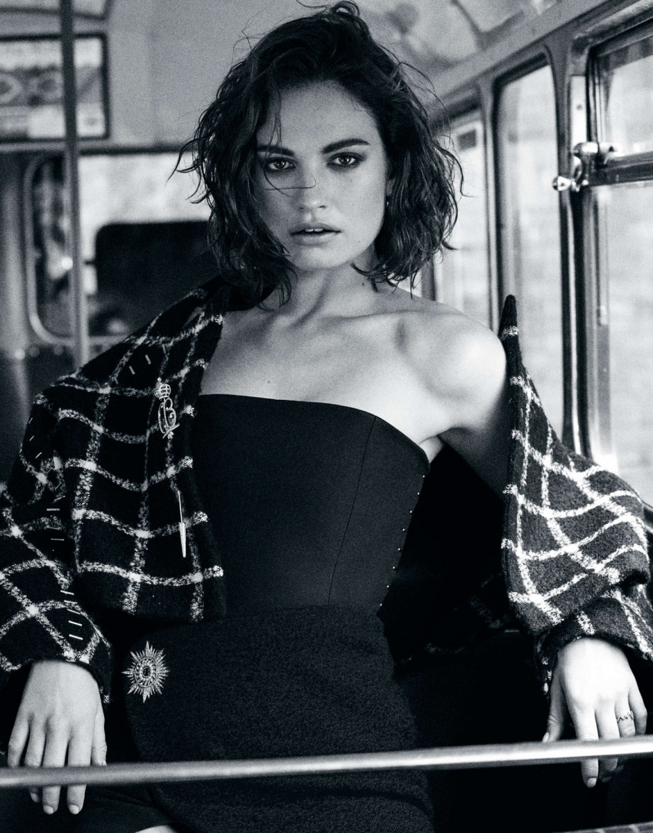 Lily James: pic #798418