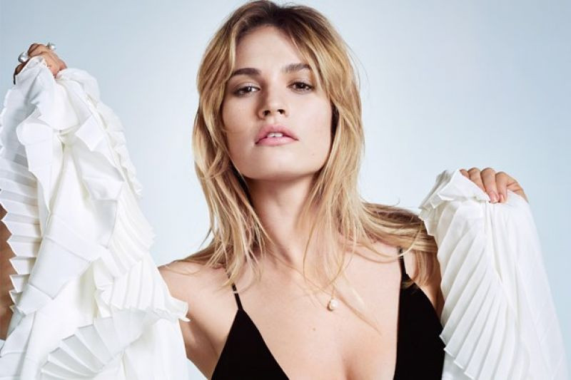 Lily James: pic #1049988