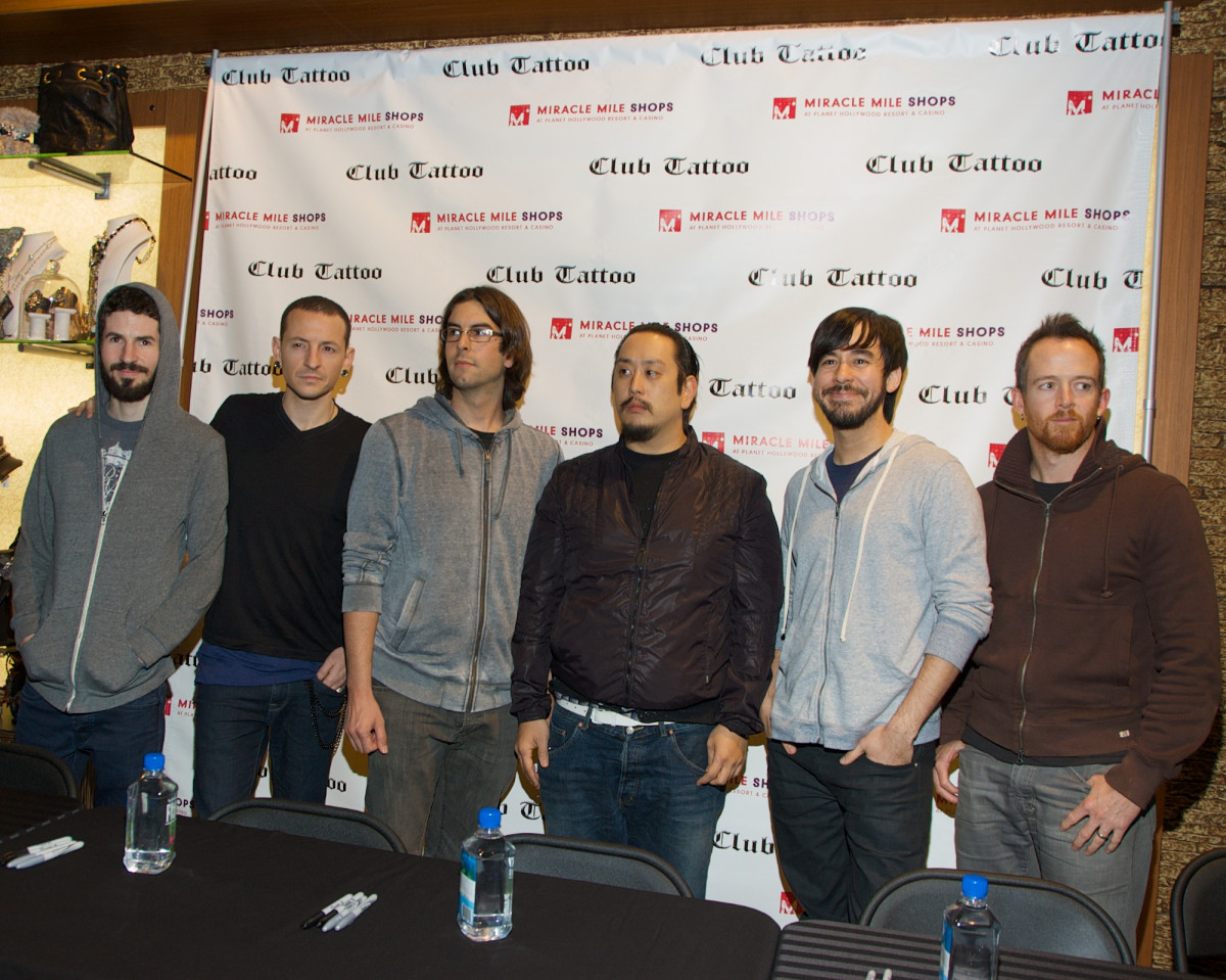 Linkin Park: pic #986778