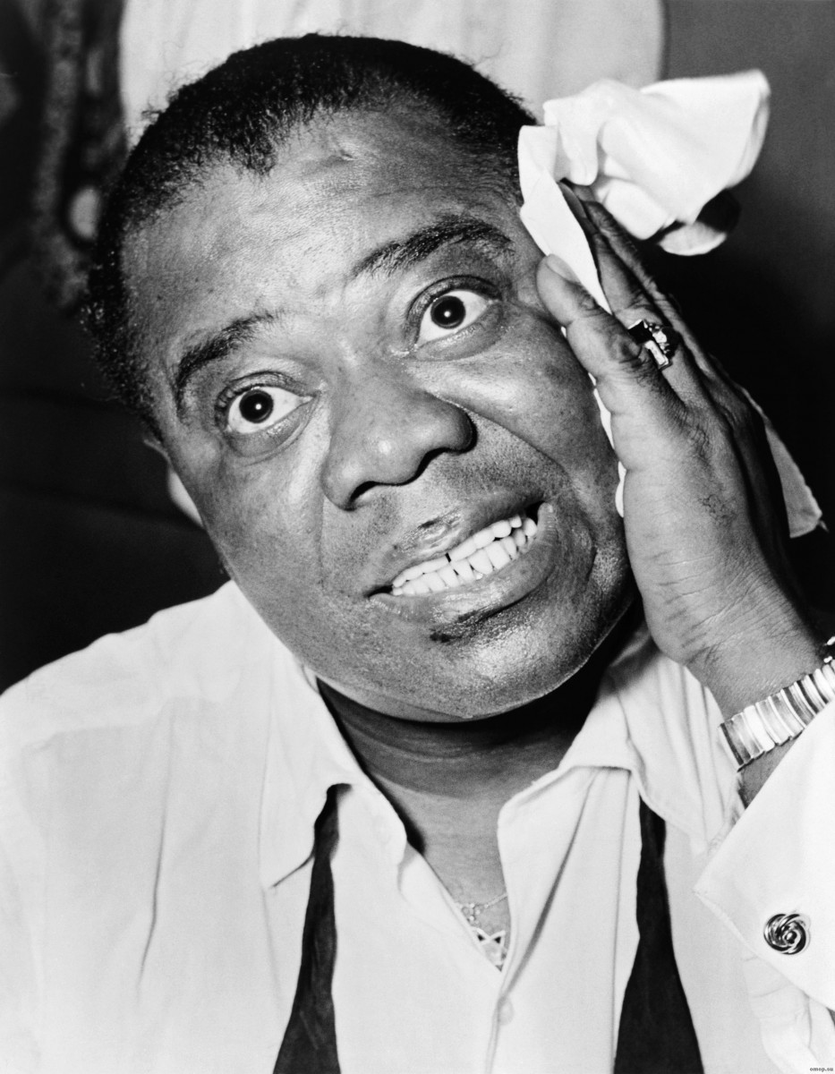 Louis Armstrong: pic #708643