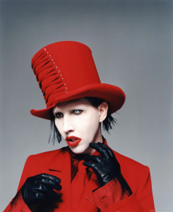 photo 4 in Marilyn Manson gallery [id244694] 2010-03-25