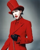 photo 13 in Marilyn Manson gallery [id244688] 2010-03-25