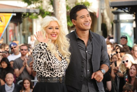 photo 3 in Mario Lopez gallery [id540738] 2012-10-08